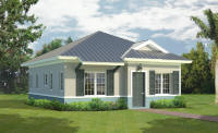 Belize home plans construction and building information for Elevated key west style house plans